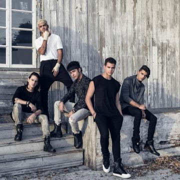 CNCO – WORLD TOUR – FRANCE