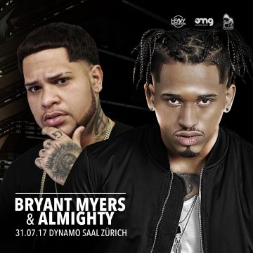Bryant Myers & El Mayor in Concert