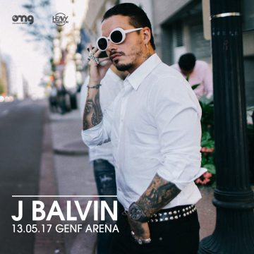 J Balvin in Concert // Arena de genève